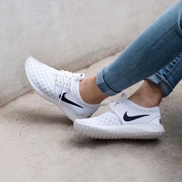 White Nike Juvenates